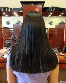 Hair Straightening Orange County Brazilian Keratin Hair