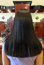 Keratin Hair Straightening Orange County